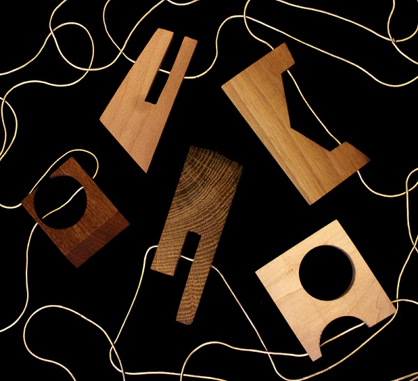 TALALEs wooden jewelry by Tal Amdadi